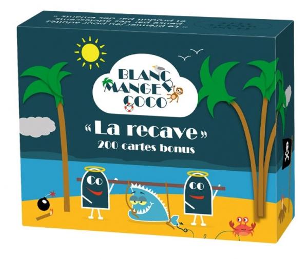 BLANC MANGER COCO - La recave - extension 1
